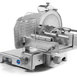 Sirman 15352508Sna Mantegna 350 Vcs Top Heavy Duty Commercial Fresh Meat Slicer, 14-Inch