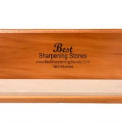 "Arkansas Sharpening Stone - Hard 8""X2"""