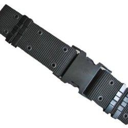 Tactical Belt, Cqb Belt, Duty Belt, Rigger Belt, Rescue Belt, Military Belt (Black)