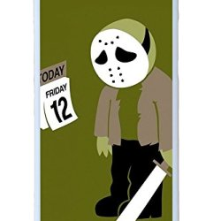 Iphone 6 4.7Inch Case Knife Cartoon People Pc Hard Plastic Case For Iphone 6 4.7Inch Whtie