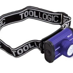 Tool Logic Led-002 Led Headlamp, Blue