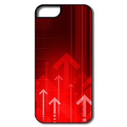 Fashion Arrow Plastic Cover For Iphone 5/5S