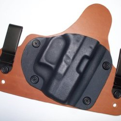 Hybrid Kydex Inside Waistband Iwb Concealed Carry Holster For Smith & Wesson M&P 9 40