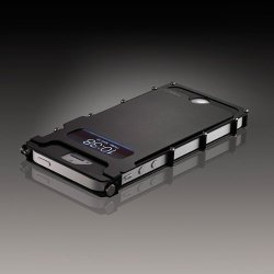 Inoxcase, Black, Iphone 5 Inoxcase, Black, Iphone 5