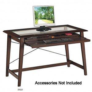 Picture of Comfortable Office Star Fenton Computer Desk (B004ZRDXBM) (Computer Desks)