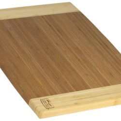 Chicago Cutlery Woodworks 12-Inch By 16-Inch Bamboo Board