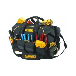 Custom Leathercraft Dg5553 Pro Contractor'S Tool Bag