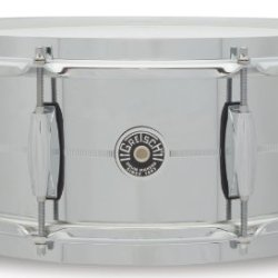 "Gretsch Drums Brooklyn Steel Snare - 5.5""X14"""