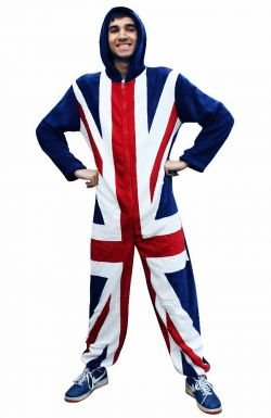 ICJUK Union Jack Butterflies Onesie Baby Onesie. Allow 5 – 7 days for delivery as these are custom printed to order one at a time. *Original artwork by Claire Jane that can't be found in stores – only available here exclusively on the website.