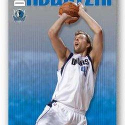 "Dirk Nowitzki - Dallas Mavericks Nba 22""X34"" Art Print Poster"