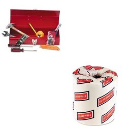 Kitbwk6180Gnsctb9 - Value Kit - Great Neck Ctb9 Light Duty Office Tool Kit, 16 Piece (Gnsctb9) And White 2-Ply Toilet Tissue, 4.5Quot; X 3Quot; Sheet Size (Bwk6180)