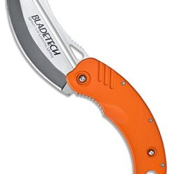 Blade Tech Universal Locking Utility Knife,U.L.U. Blaze Orange 0070Bltulublofd