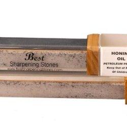 """Arkansas Ez-Hone Knife Sharpener Kit - 4 Stones 6"""""""""""