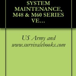 Tb 9-2300-378-14, Army, Air Induction System Maintenance, M48 & M60 Series Vehicles, 1985