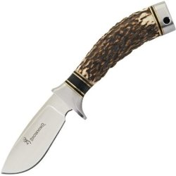 Browning Non-Typical Stag Drop-Point Knife