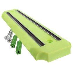 "Water & Wood 8"" Wall Mount Magnetic Knife Scissor Storage Holder Rack Strip Utensil Kitchen Too"