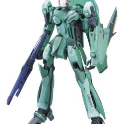 Macross Bandai Transformable Model Kit 1/72 Scale Rvf-25 Messiah Valkyrie Luca Custom With Ghost