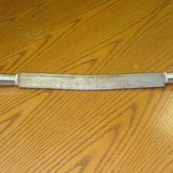 """Standard Fleshing Knife - 8"""""""