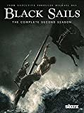 Black Sails: Season 2 (Exclusive Steelbook) [Blu-Ray + Digital HD]