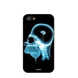 Dh-Hoping (Tm) Cell Phone Case For Personalizatied Custom Picture Iphone 5C Inch High Impackt Combo Soft Silicon Rubber Hybrid Hard Pc & Metal Aluminum Protective Case With Customizatied Skull Black Art Retro Style Luxurious Pattern (Skull-03)