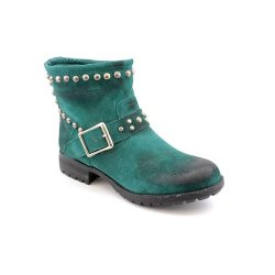 Kelsi Dagger Max Womens Size 7.5 Green Suede Fashion - Ankle Boots