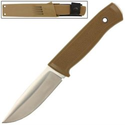 Full Tang Drop Point Hunting Knife