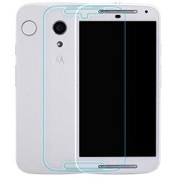 Nillkin 9H Hardness Anti-Burst Tempered Glass Protective Skin Film Screen Protector Compatible For Motorola Moto G (2Nd Gen), Moto G+1, Moto G2