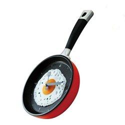 Go2Fionna Frying Pan Clock