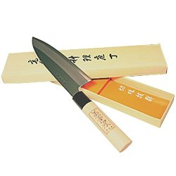 Iron Knife Bishoku Bannou Chef'S Knife