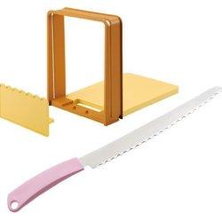 Kai Bread Knife & Guide Set (Ac-0059) By Kai