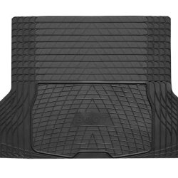 Zpv 901777 Mercedes Cargo Mat Liner - Trim To Fit - Black Rubber