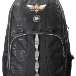 2014 Swiss Gear New Style Classic 15.6 Inch Computer Notebook Laptop Teblet Daypack Backpack.Sa1909-Black