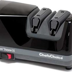 Chef'S Choice 312 Black Electric Knife Sharpener 0312001