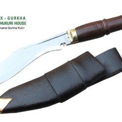 "5"" Blade Biltong Kukri - Authentic Gurkha Khukuri - Handmade Knife By Ex Gurkha Khukuri House In Nepal"