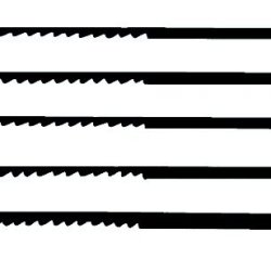 2/0 Forme D'Art Sawblade