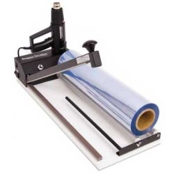 """Intelli-Pack Deluxe 24"""" I-Bar Sealer Shrink Wrap Machine With Heat Gun From Abc Office"""