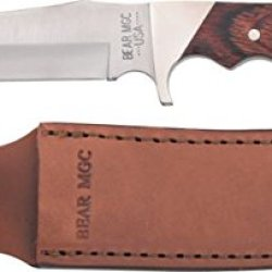 Bear & Son Trophy Hunter Fixed Blade Knife 277R