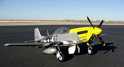 FMS-P-51-Mustang-Ferocious-Frankie-6CH-1700mm-669-Wingspan-with-Flaps-LED-Retracs-PNP-RC-Airplane-Warbird