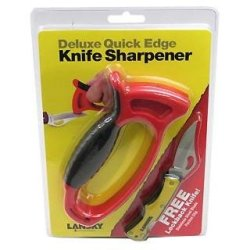 Lansky Sharpeners Sharpener/ Knife Combo (Lanlstcn-045) Category: Sporting Knives And Collectibles