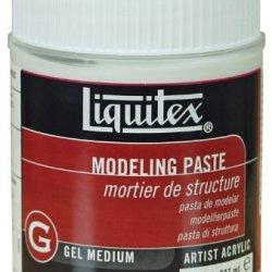Liquitex Professional Modeling Paste Medium, 8-Oz
