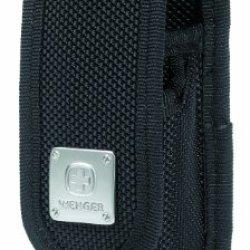 Wenger 89826 Ranger Knife Pouch, Black, Medium