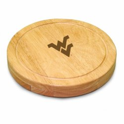 Ncaa West Virginia Mountaineers Circo Cheese Set