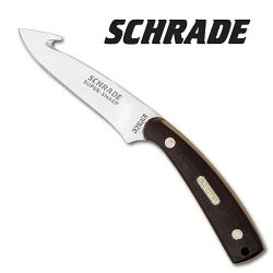 "Schrade Old Timer Guthook Knife 7.25"" Skinner"