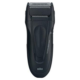 Braun SmartControl Classic Rasierer / elektrischer Rasierapparat (mit Etui, wasserfester Elektrorasierer), schwarz