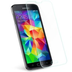 [Scratch Terminator] Anker® Tempered-Glass Screen Protector For Samsung Galaxy S5 Premium Crystal Clear - Industry-High 9H Hardness
