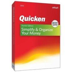 Quicken 2012 Starter Edition