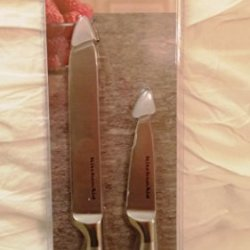 Kitchenaid Forged Fruit And Vegetable Knife Set Stainless Steel