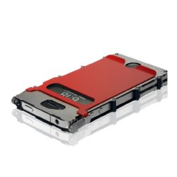 Columbia River Knife And Tool Inox4Rx Inoxcase 360 Stainless Steel Iphone 4 And 4S Case Stainless