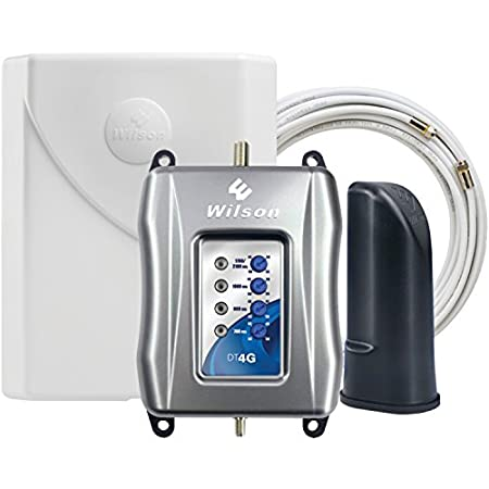 View larger  View larger  View larger Wilson Desktop (DT) 4G Cell Phone Signal Booster Improve the clarity of cell phone calls and reduce the number of dropped calls in your home or office with the Wilson Desktop (DT) 4G Cell Phone Signal Booster....