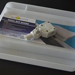 Oceansouth Deluxe Heavy Duty Bait Cutting Board Filet Table-Free Rail Mount